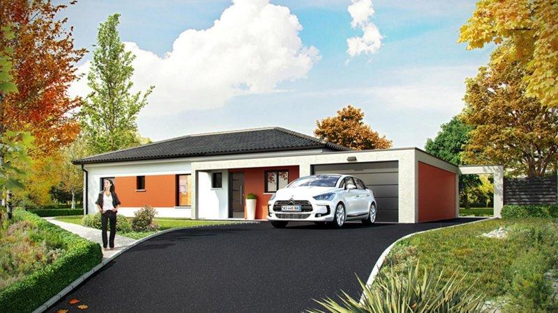 Maisons du constructeur CELIA CREATION - MURET • 110 m² • AUTERIVE