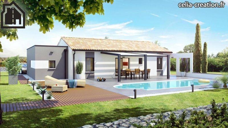 Maisons du constructeur CELIA CREATION - ALBI • 70 m² • ALBI
