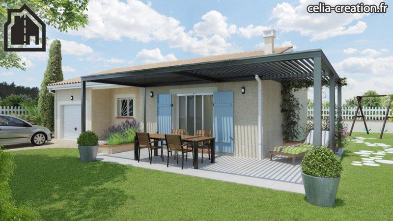 Maisons du constructeur CELIA CREATION - ALBI • 83 m² • ALBI