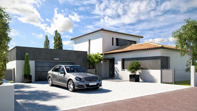 Maisons du constructeur CELIA CREATION - ALBI • 170 m² • ALBI