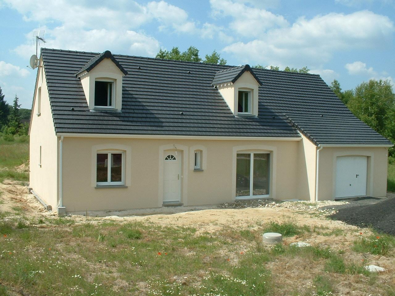 Maisons + Terrains du constructeur Access • 85 m² • FONTENAY LES BRIIS