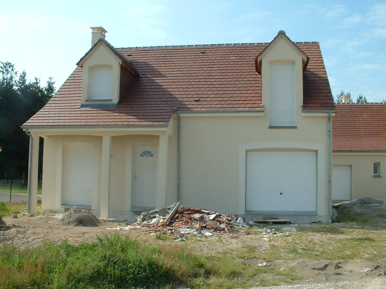 Maisons + Terrains du constructeur Access • 85 m² • BREUILLET