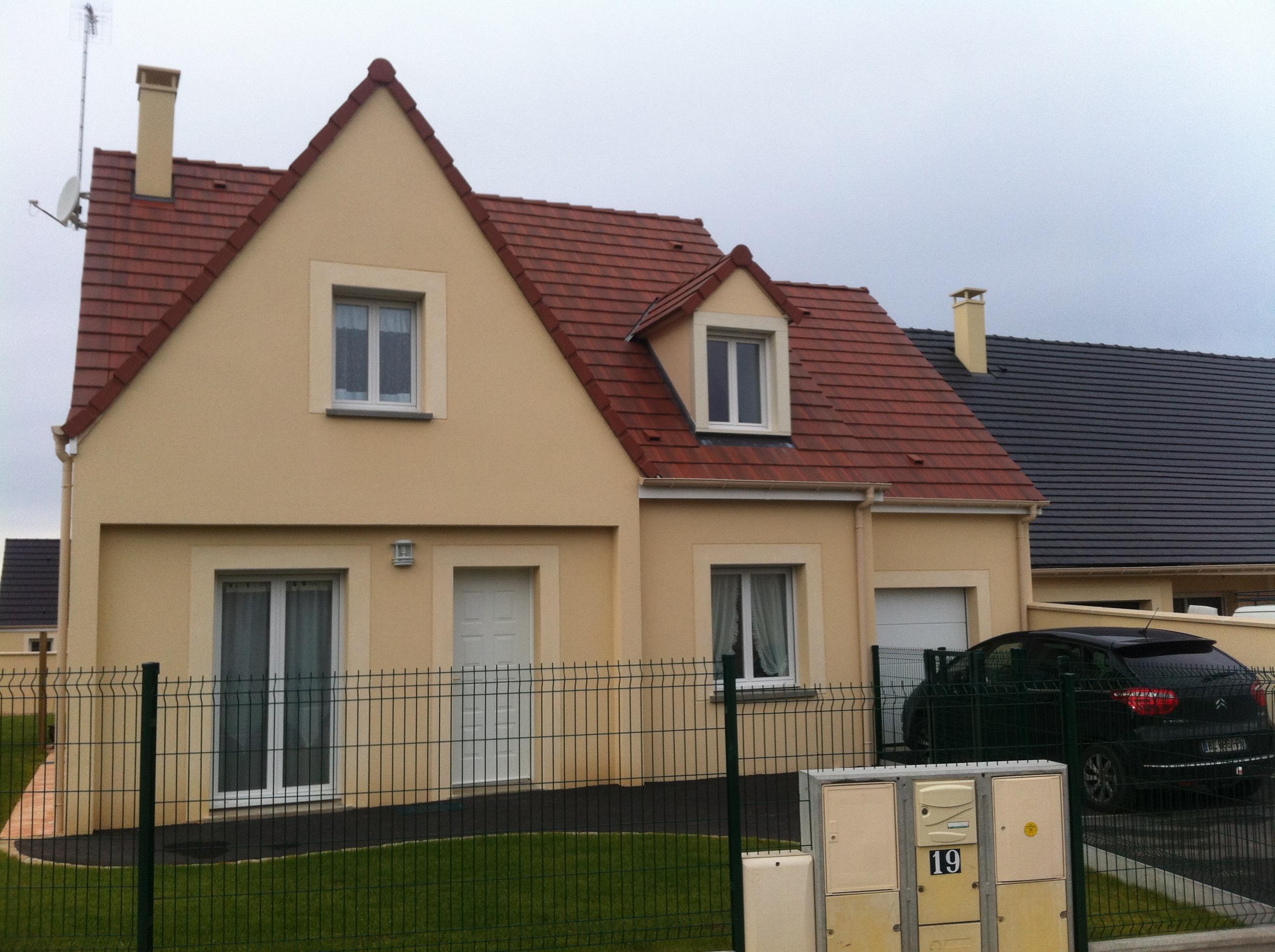 Maisons + Terrains du constructeur Access • 85 m² • CORBEIL ESSONNES