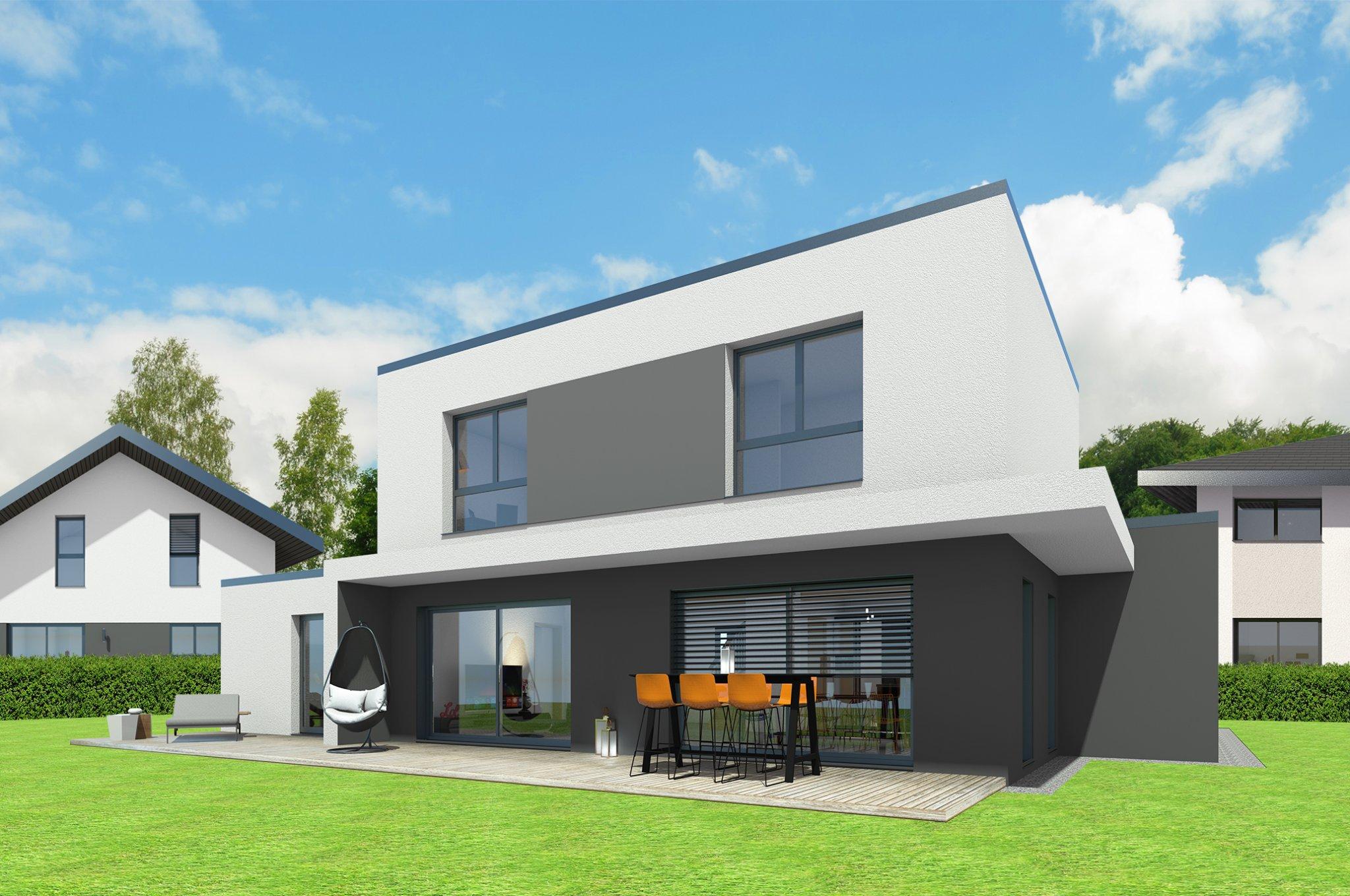 Maisons du constructeur CI HABITAT • 140 m² • ETAUX