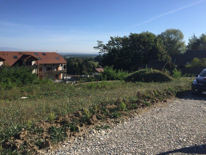Terrains du constructeur CI HABITAT • 695 m² • VALLEIRY