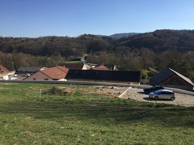 Terrains du constructeur CI HABITAT • 1146 m² • CONTAMINE SARZIN