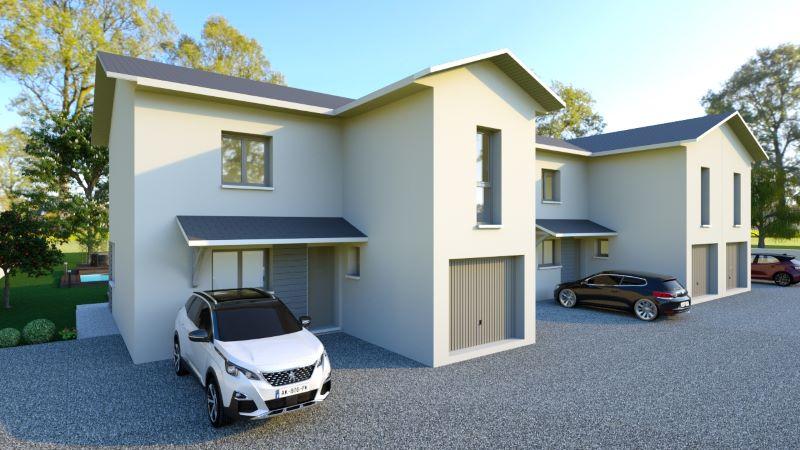 Maisons du constructeur MODULHABITAT - ANNECY • 105 m² • DRAILLANT