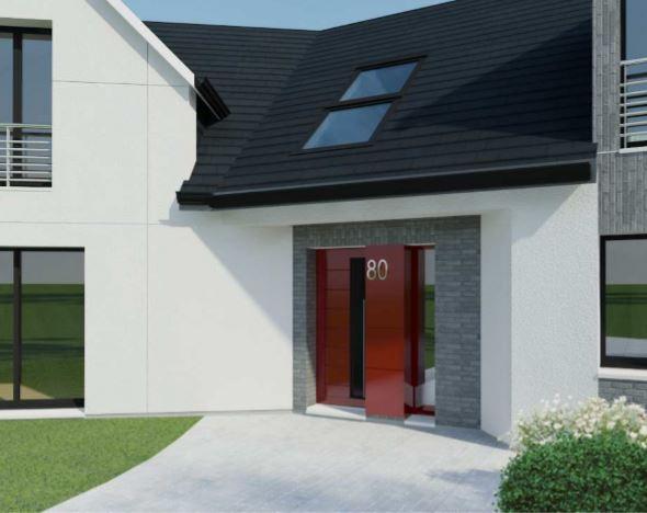 Maisons + Terrains du constructeur DESIGN HABITAT • 149 m² • BESNE