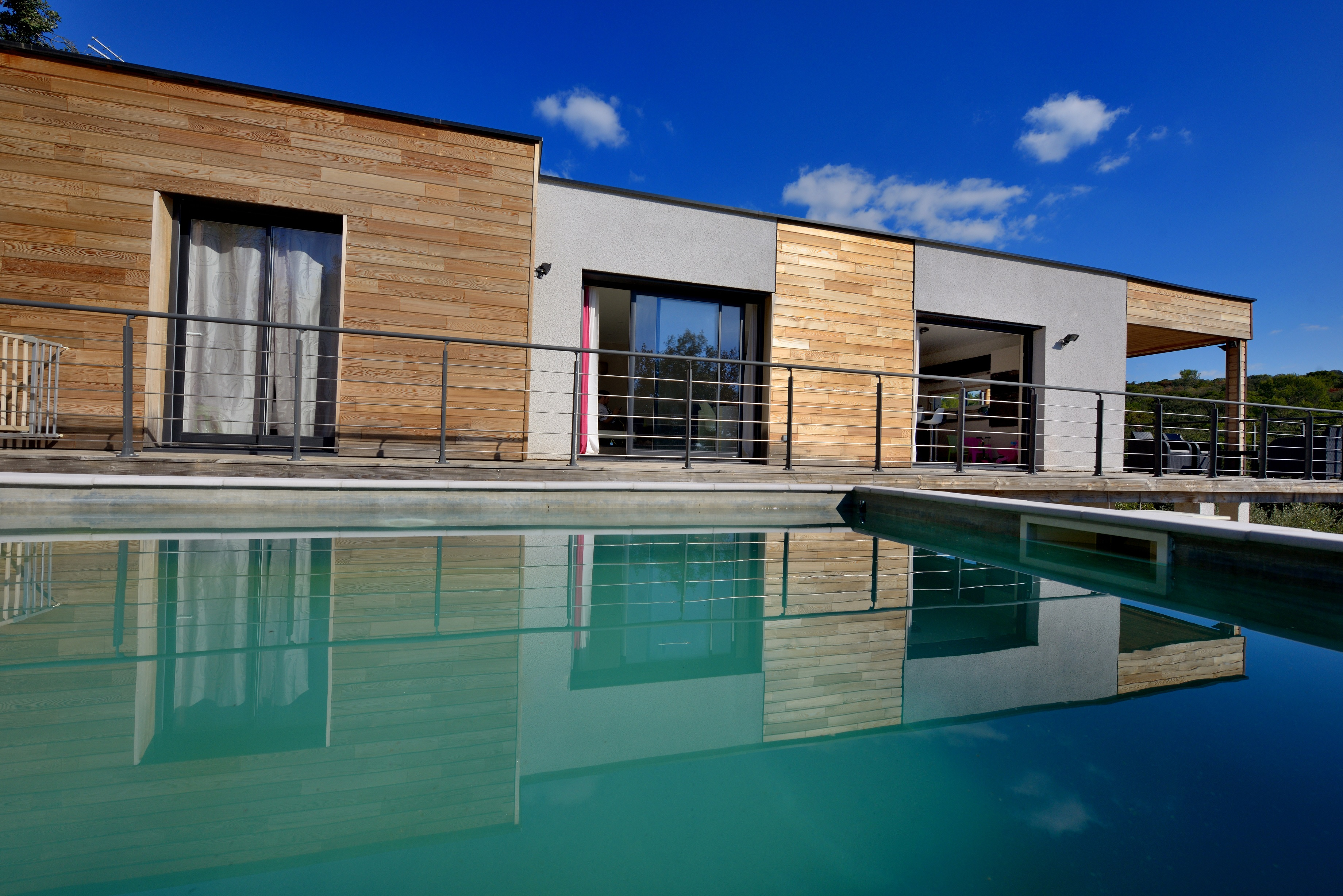 Maisons du constructeur GINKGO • 110 m² • NIMES