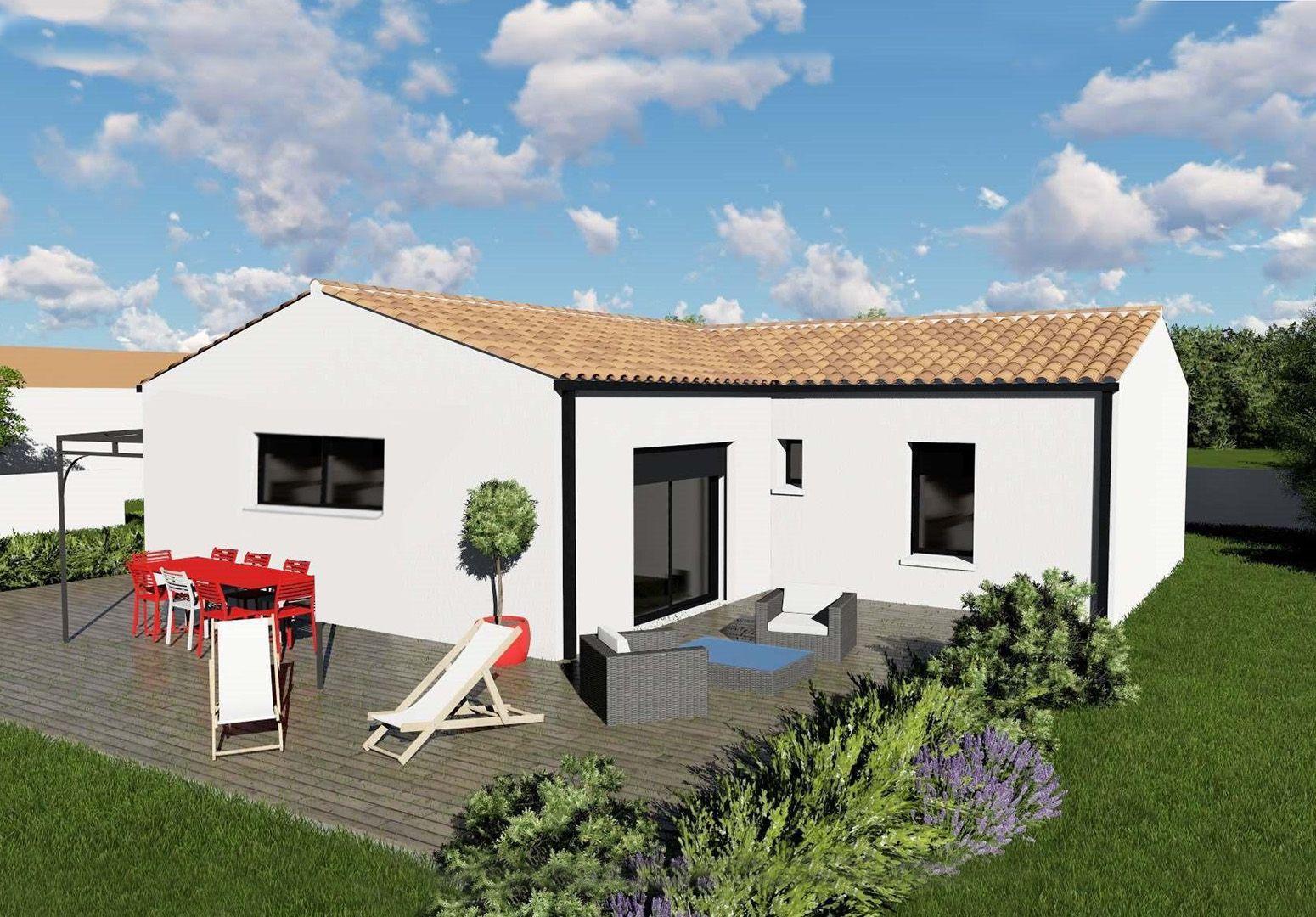 Maisons du constructeur MAISONS IDEOZ 33 • 94 m² • CUBNEZAIS
