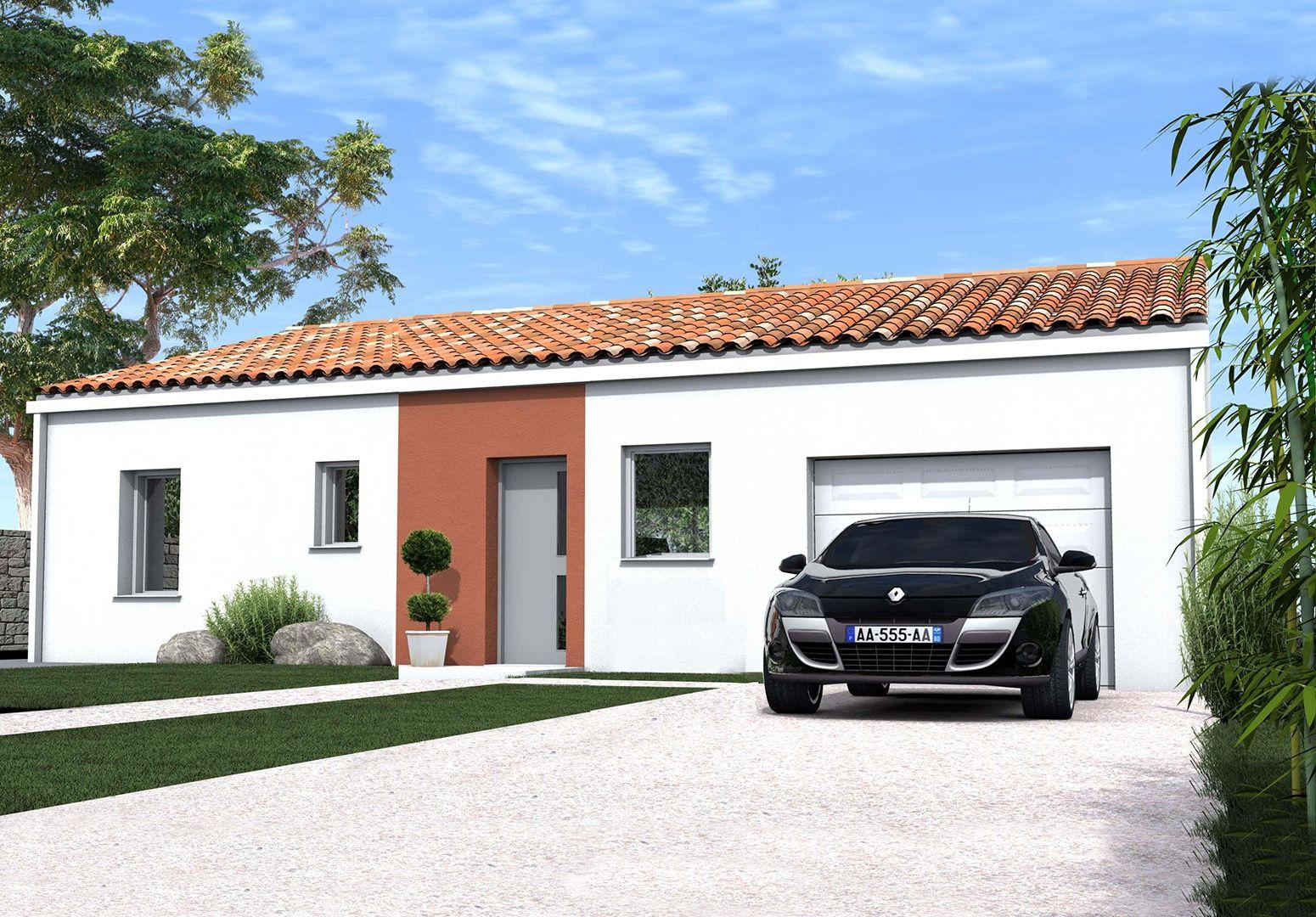 Maisons du constructeur MAISONS IDEOZ 33 • 79 m² • BERSON