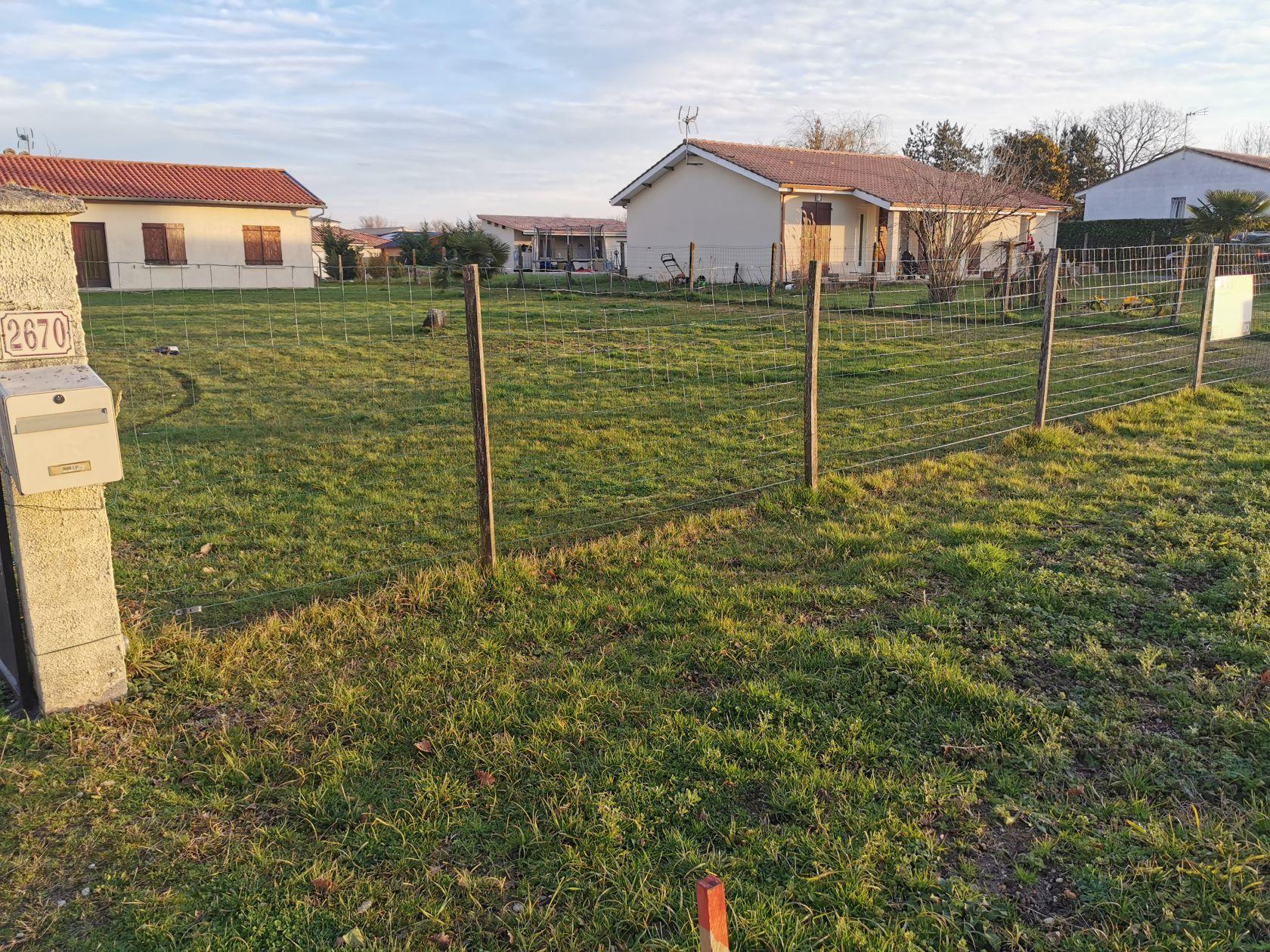 Terrains du constructeur MAISONS IDEOZ 33 • 500 m² • LA LANDE DE FRONSAC