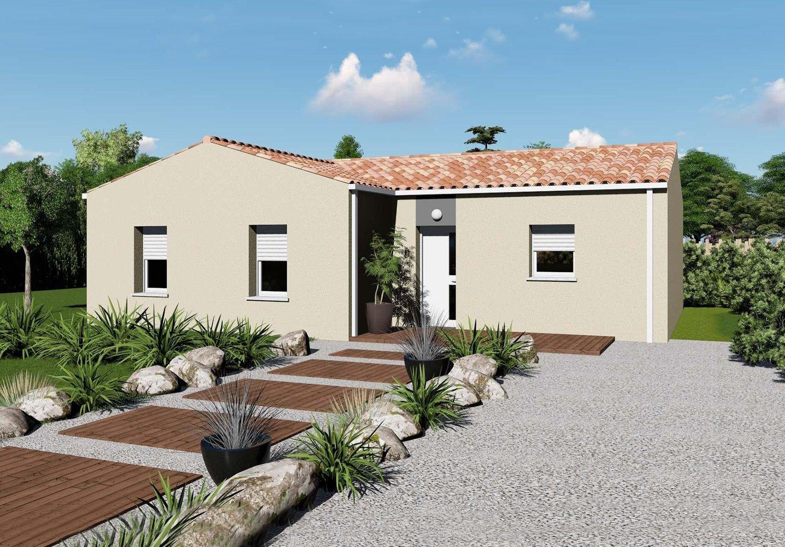 Maisons du constructeur MAISONS IDEOZ 33 • 85 m² • CENAC