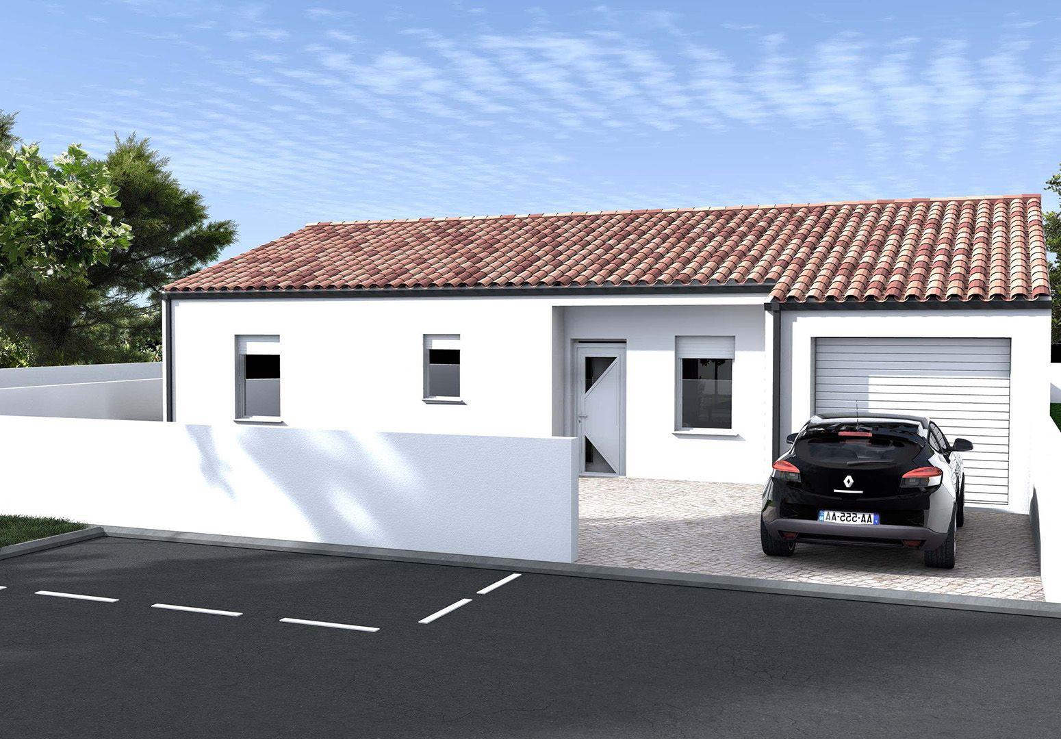 Maisons du constructeur MAISONS IDEOZ 33 • 82 m² • CAVIGNAC