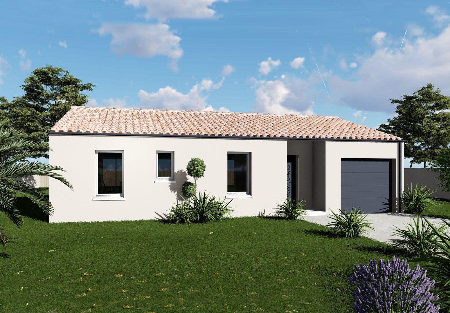 Maisons du constructeur MAISONS IDEOZ 33 • 85 m² • BAYON SUR GIRONDE