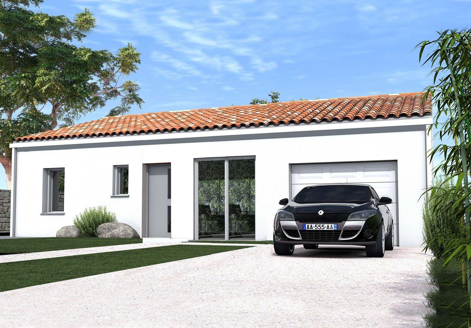 Maisons du constructeur MAISONS IDEOZ 33 • 93 m² • ANGLADE