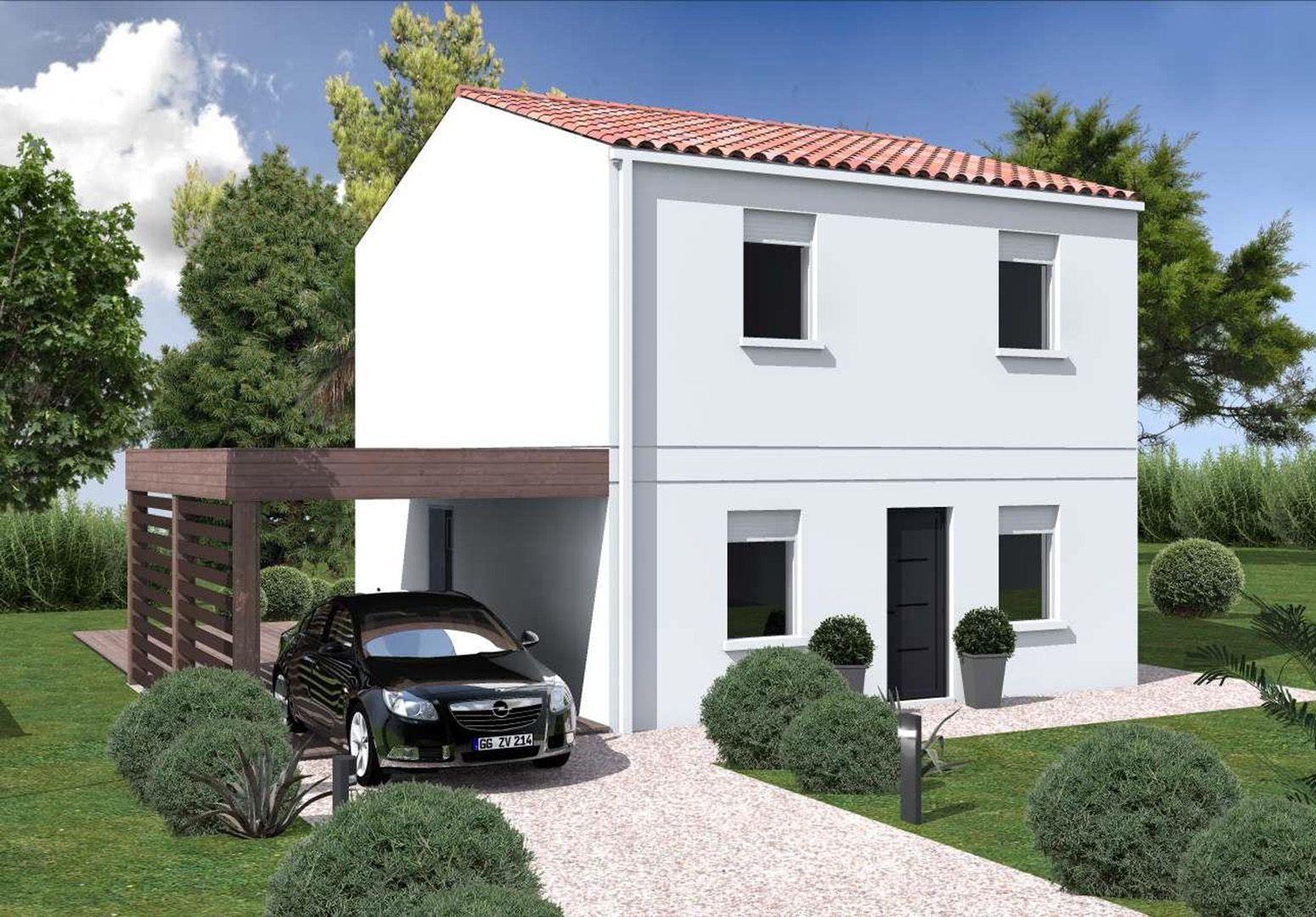Maisons du constructeur MAISONS IDEOZ 33 • 83 m² • CARIGNAN DE BORDEAUX