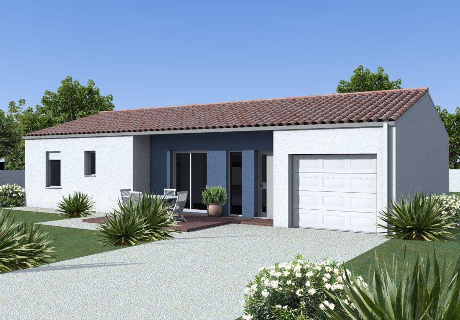 Maisons du constructeur MAISONS IDEOZ 33 • 81 m² • BASSENS