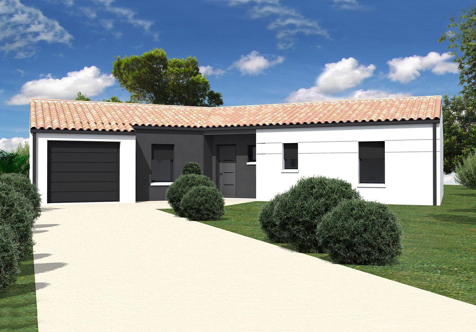 Maisons du constructeur MAISONS IDEOZ 33 • 93 m² • BRAUD ET SAINT LOUIS