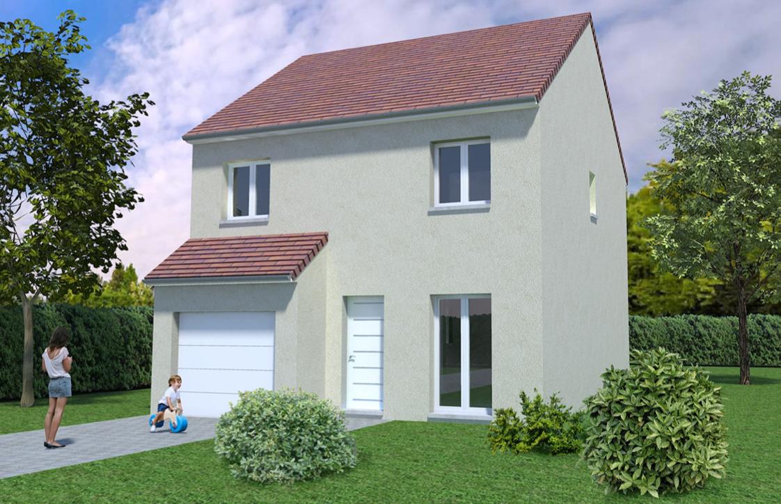 Maisons + Terrains du constructeur MAISONS AVENIR •  m² • DANGERS