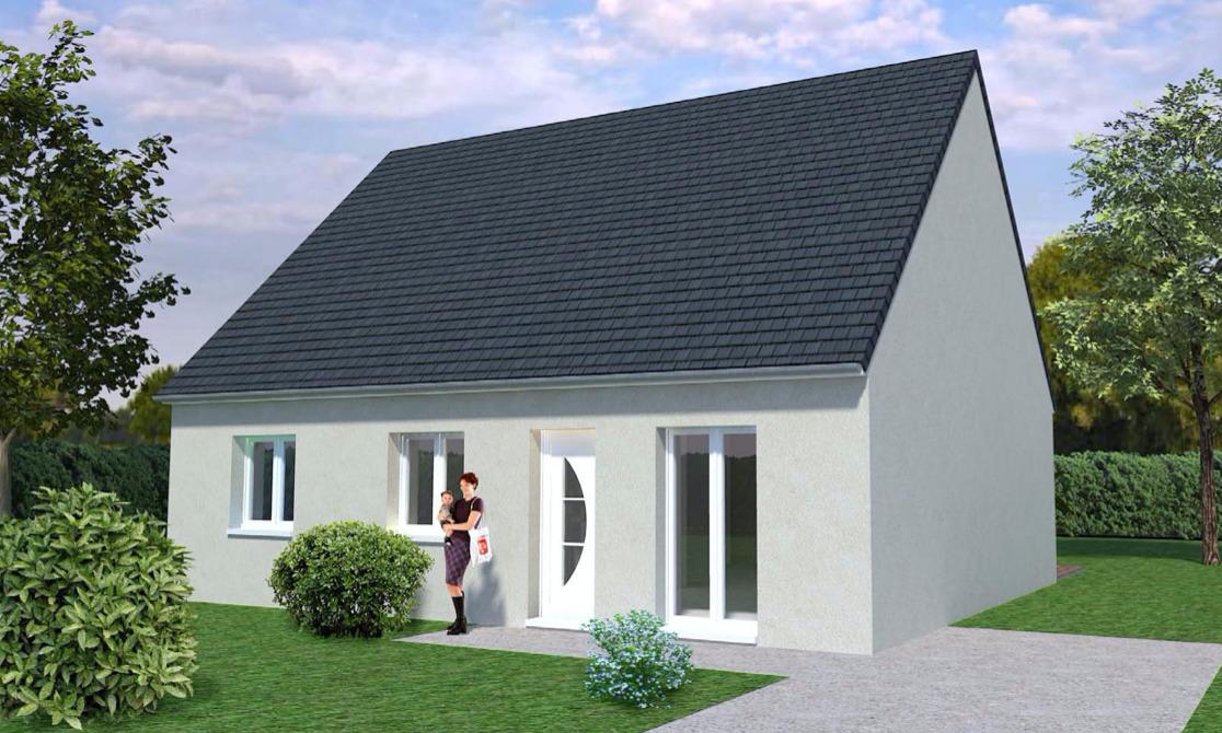 Maisons + Terrains du constructeur MAISONS AVENIR • BROU