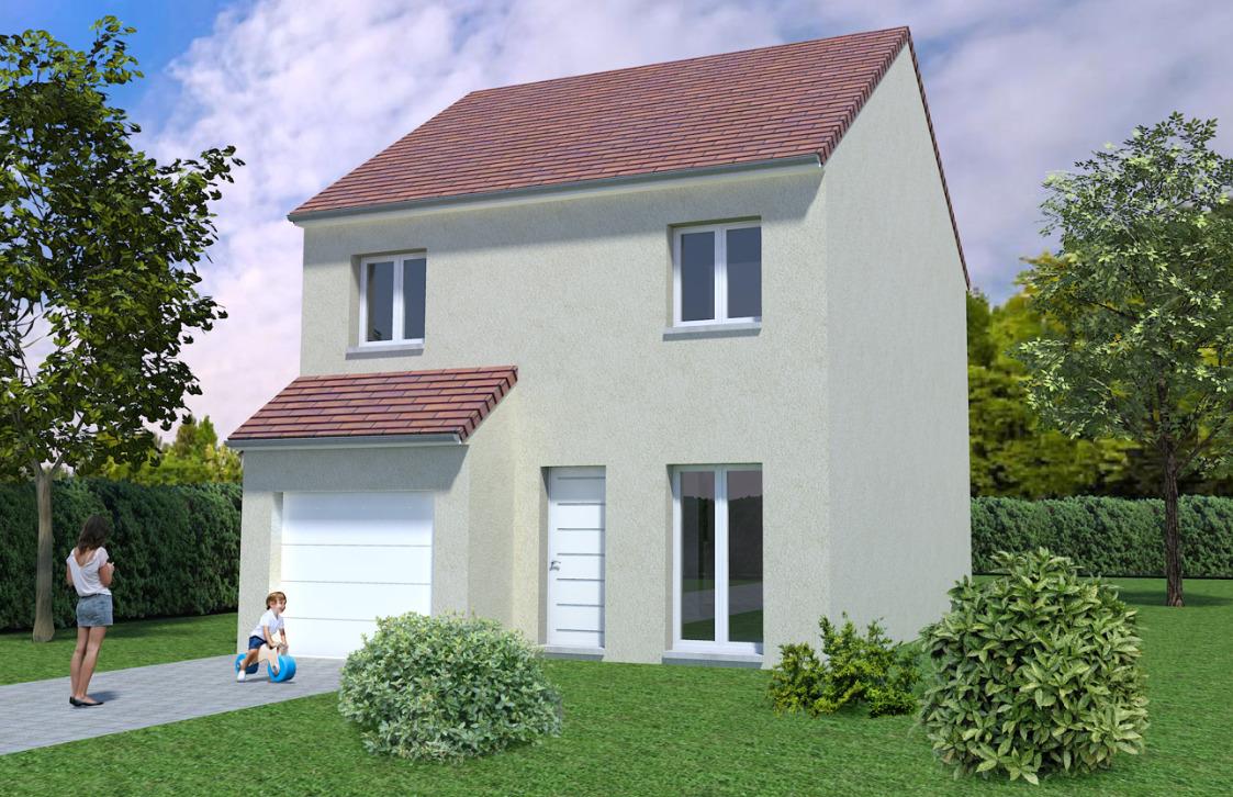 Maisons + Terrains du constructeur MAISONS AVENIR • ABLIS