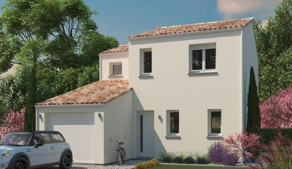 Maisons + Terrains du constructeur JM CONCEPT • 80 m² • THUIR