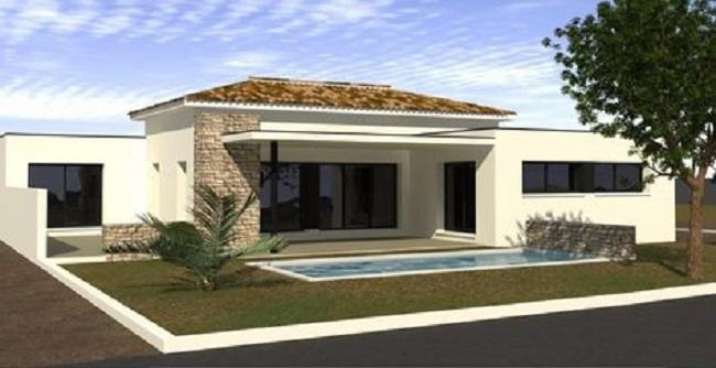 Maisons du constructeur JM CONCEPT • 100 m² • THUIR