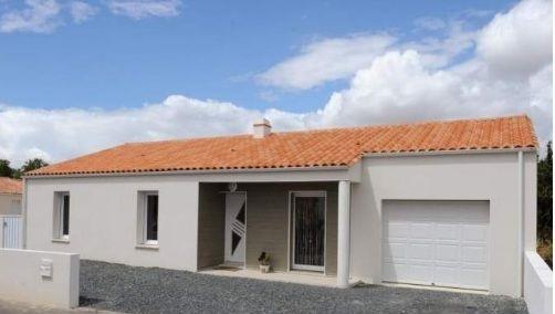 Maisons du constructeur ESQUISS 11 • 90 m² • THEZAN DES CORBIERES