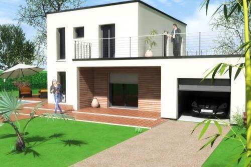 Maisons du constructeur ESQUISS 11 • 120 m² • NARBONNE