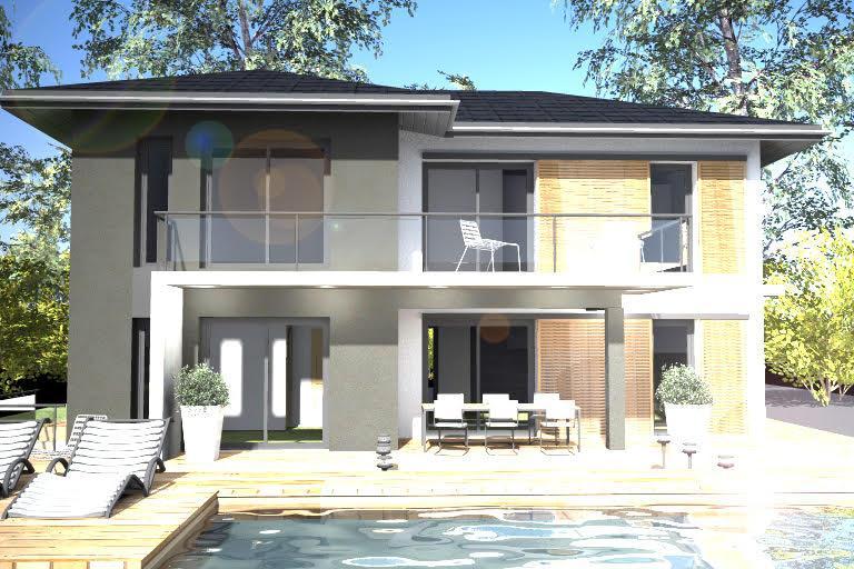 Maisons du constructeur ESQUISS 66 • 110 m² • CORNEILLA DEL VERCOL
