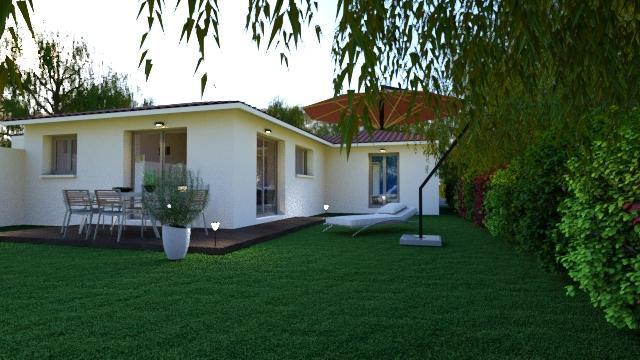 Maisons du constructeur ESQUISS 66 • 100 m² • SAINT CYPRIEN
