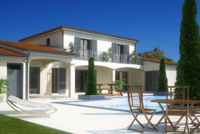 Maisons du constructeur ESQUISS 66 • 130 m² • SAINT CYPRIEN