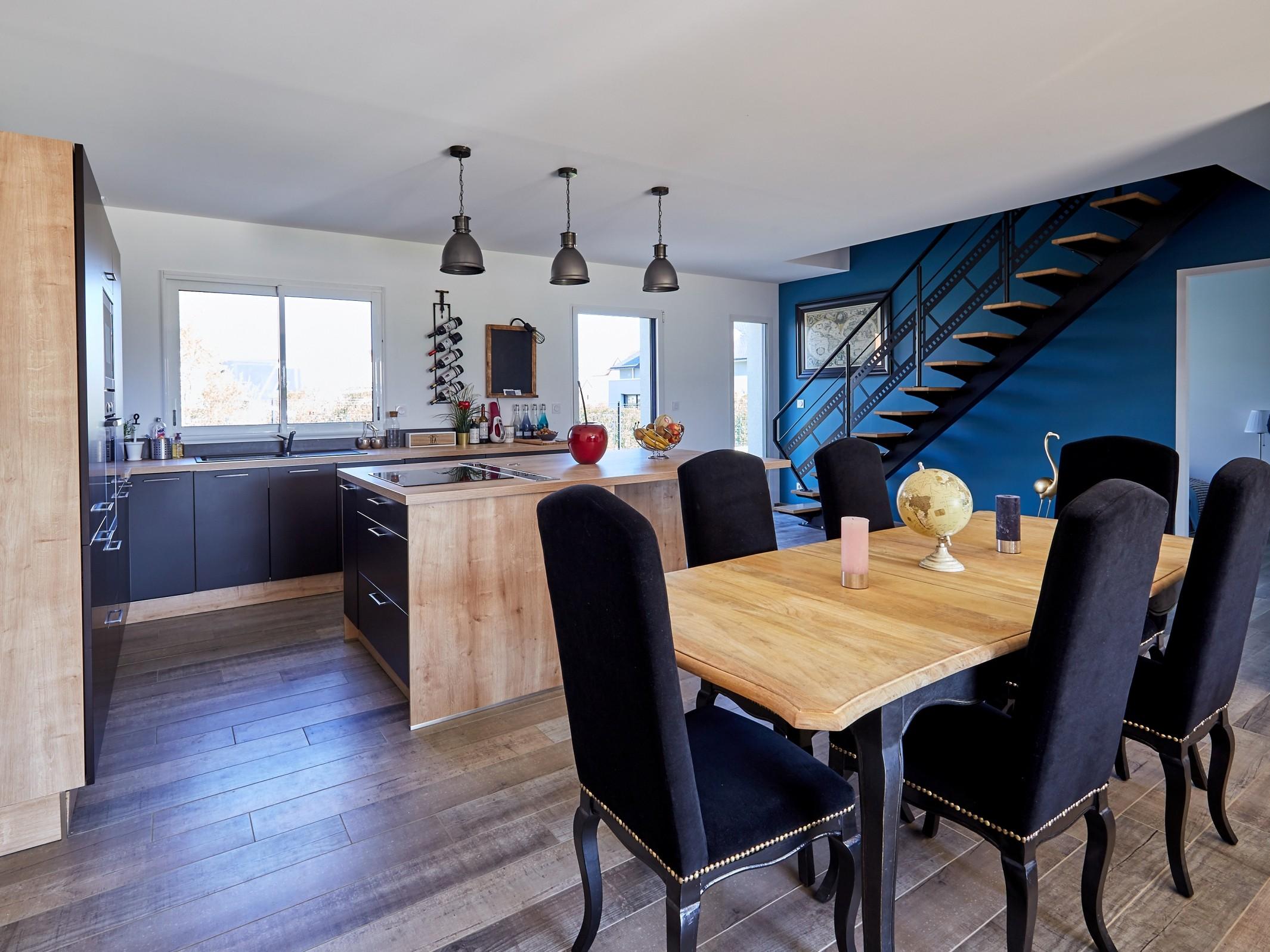 Maisons + Terrains du constructeur MAISON FAMILIALE HERBLAY • 140 m² • VILLIERS ADAM