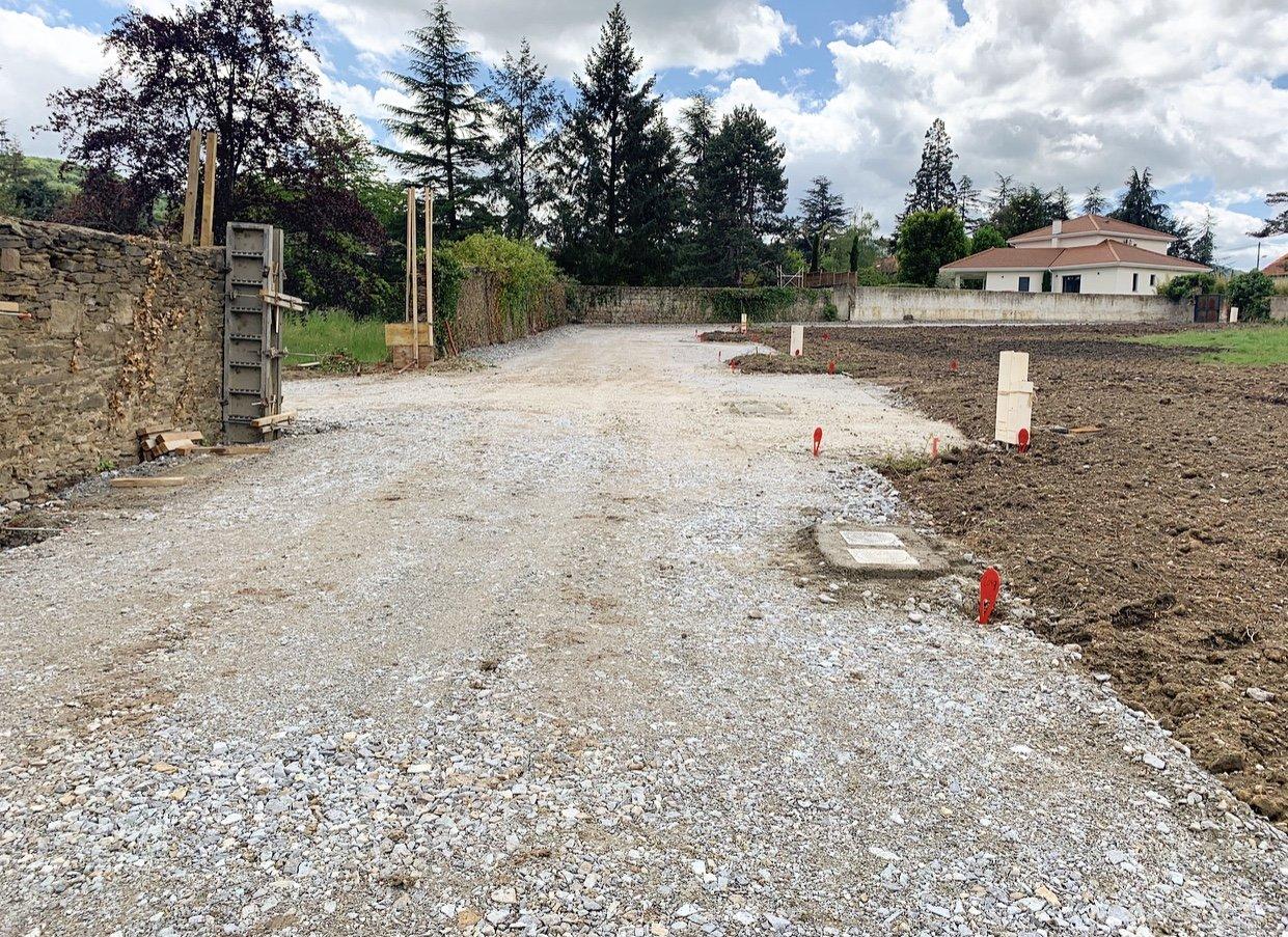 Terrains du constructeur PEGASUS PROMOTION • 604 m² • SAINT CHAMOND