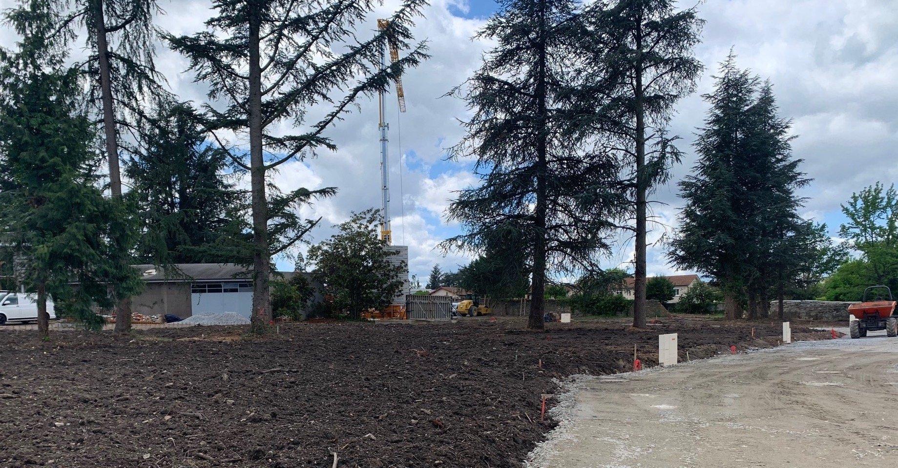 Terrains du constructeur PEGASUS PROMOTION • 596 m² • SAINT CHAMOND