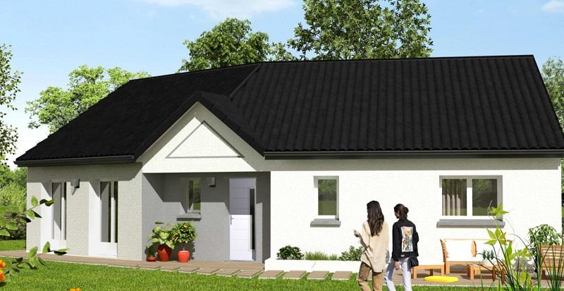Maisons du constructeur Maisons Hexagone BOURGES • 95 m² • BOURGES