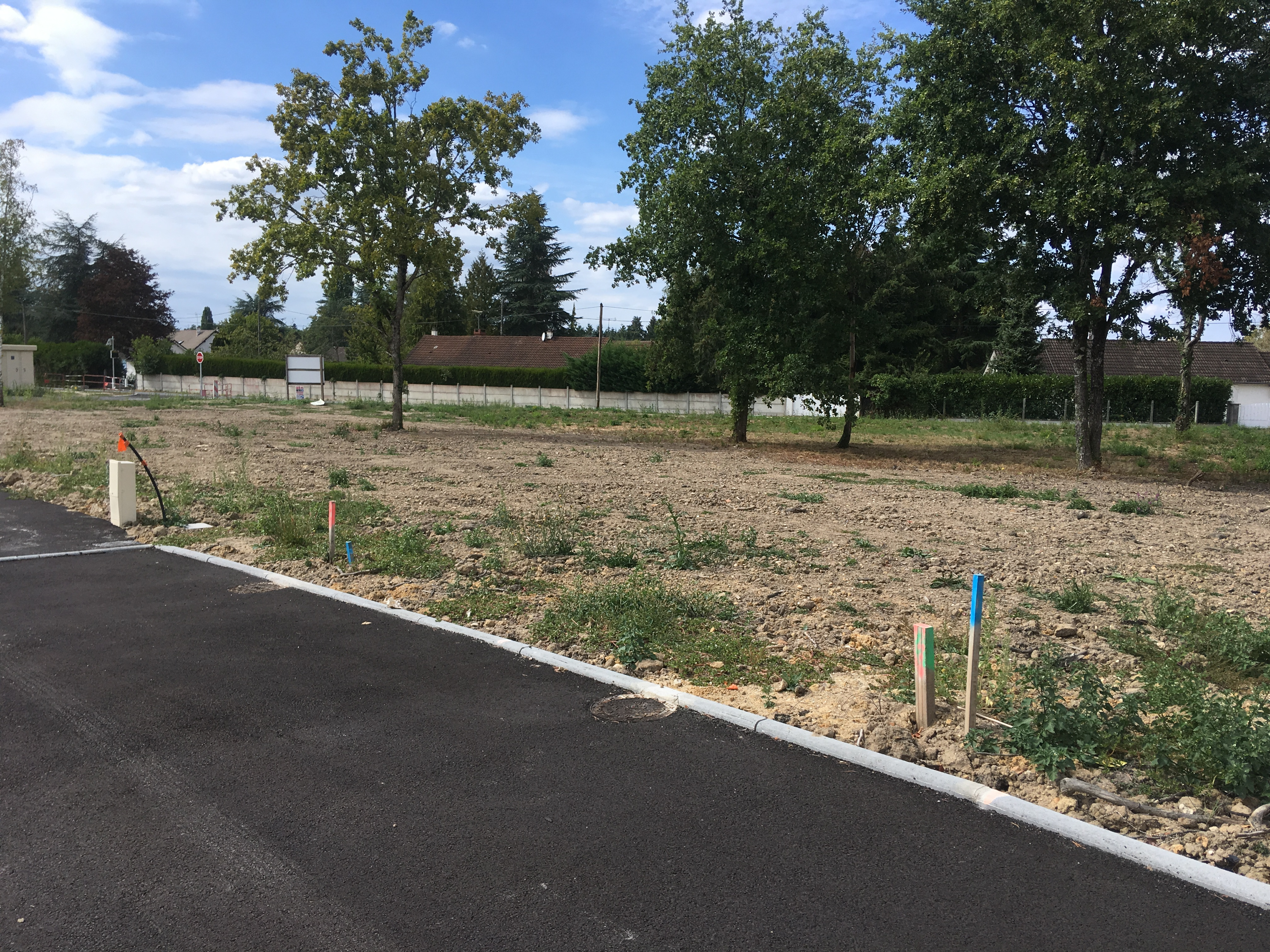 Terrains du constructeur Maisons Hexagone GIEN • 777 m² • LES CHOUX