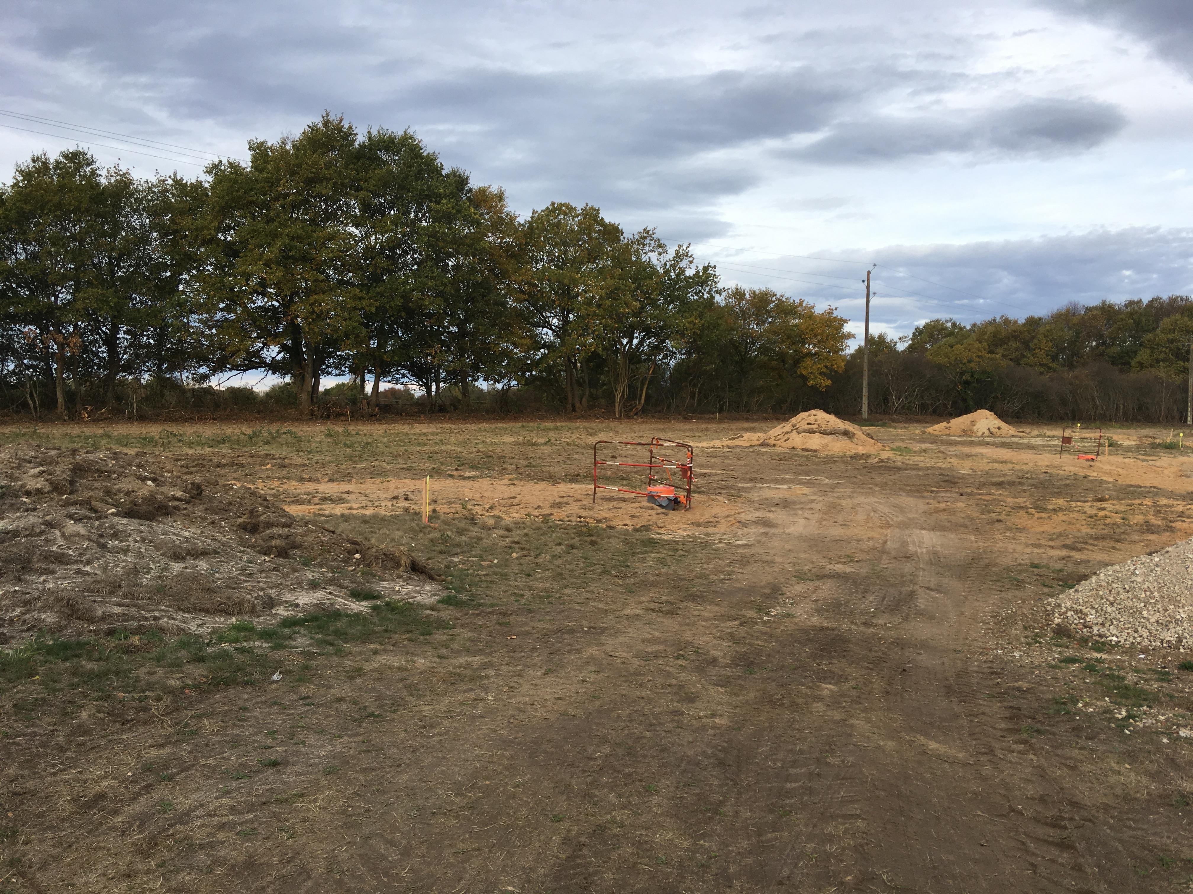 Terrains du constructeur Maisons Hexagone GIEN • 768 m² • COULLONS