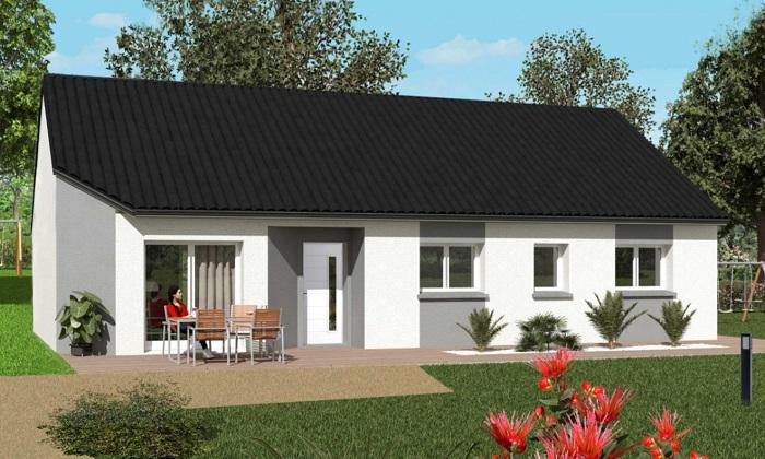 Maisons du constructeur Maisons Hexagone ORLEANS • 85 m² • VENNECY