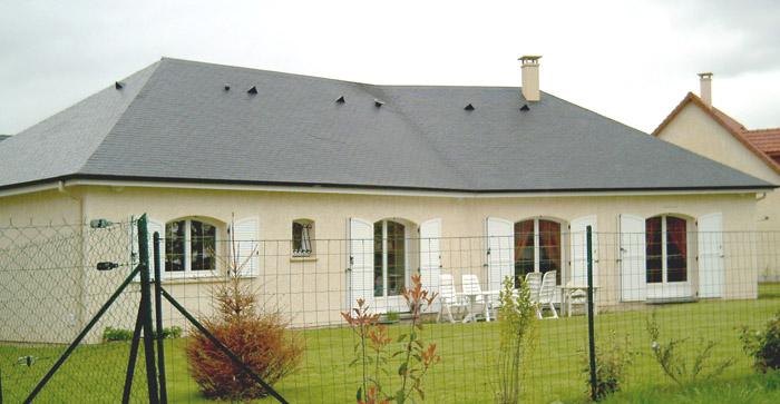 Maisons du constructeur Maisons Hexagone ORLEANS • 90 m² • CLERY SAINT ANDRE