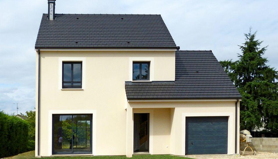 Maisons du constructeur Maisons Hexagone ORLEANS • 90 m² • FLEURY LES AUBRAIS