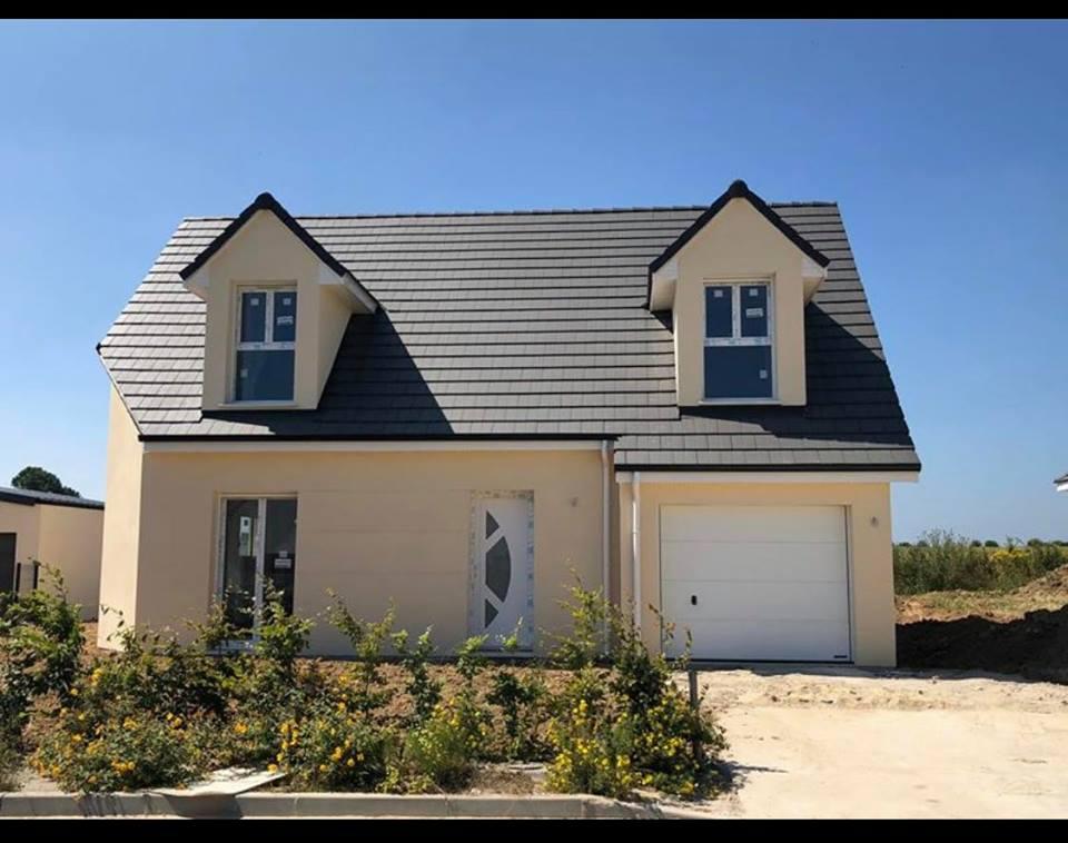 Maisons du constructeur Maisons Hexagone ORLEANS • 105 m² • SAINT JEAN LE BLANC