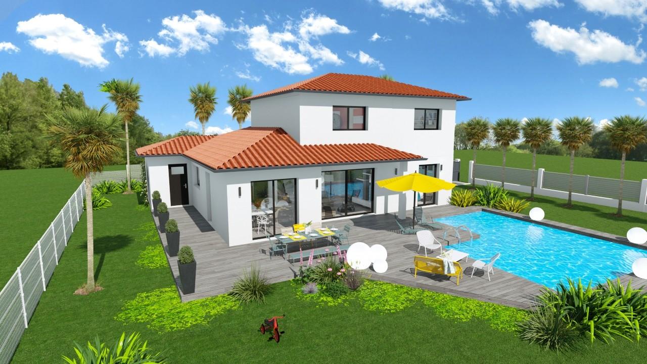 Maisons du constructeur AGENCE LOGELIS LA ROCHETTE • 103 m² • VAIRES SUR MARNE