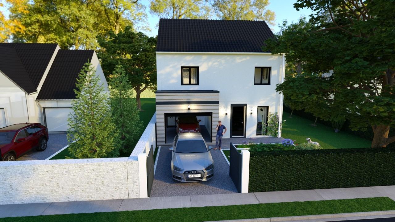 Maisons du constructeur AGENCE LOGELIS LA ROCHETTE • 103 m² • GREZ SUR LOING