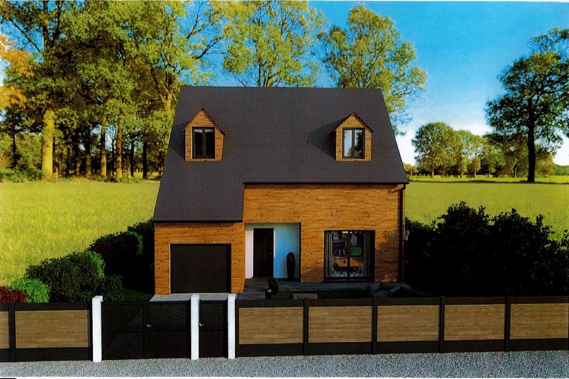 Maisons du constructeur AGENCE LOGELIS LA ROCHETTE • 80 m² • LA CHAPELLE GAUTHIER