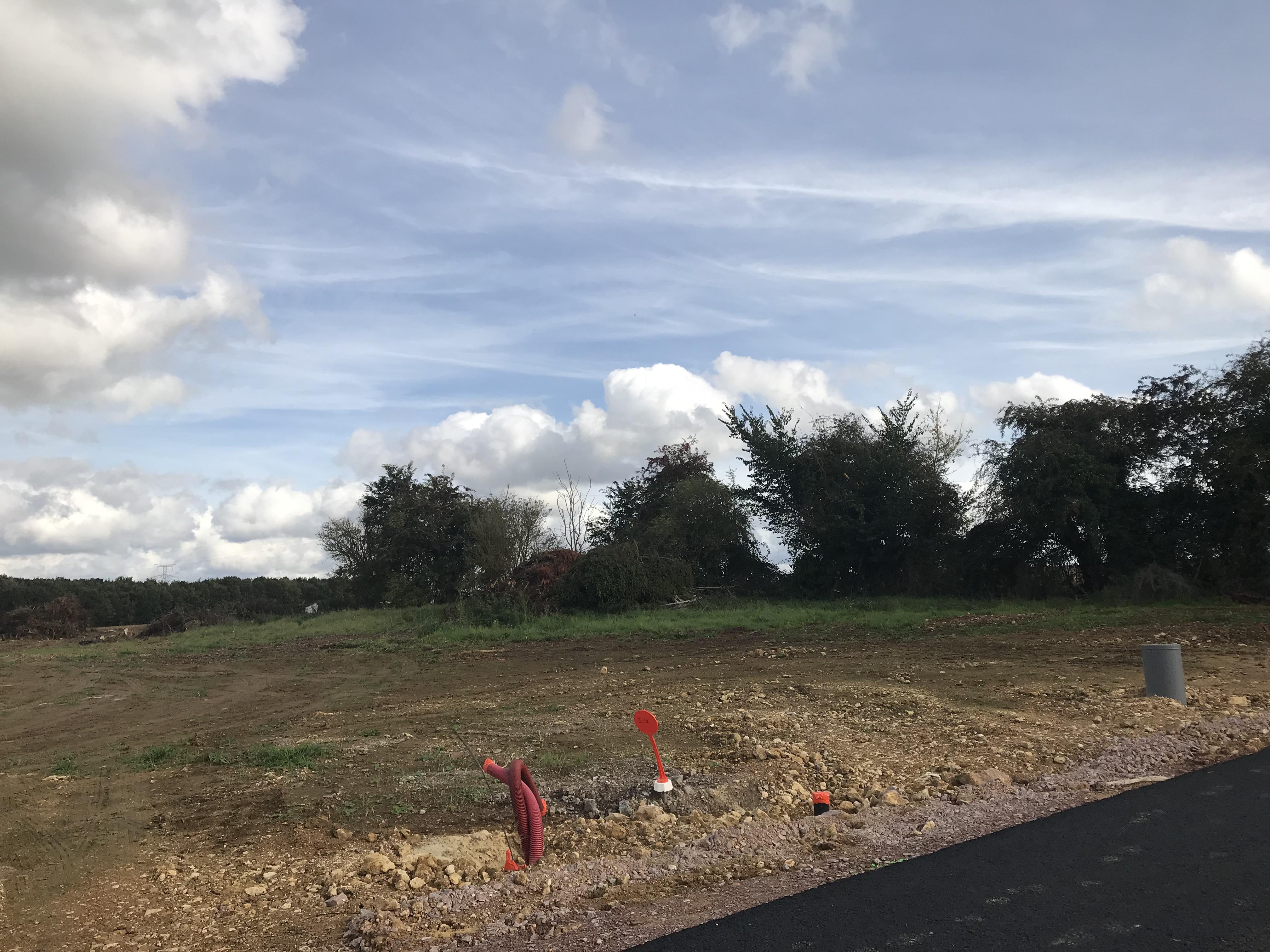 Terrains du constructeur Créa Concept Orléans • 820 m² • FAY AUX LOGES