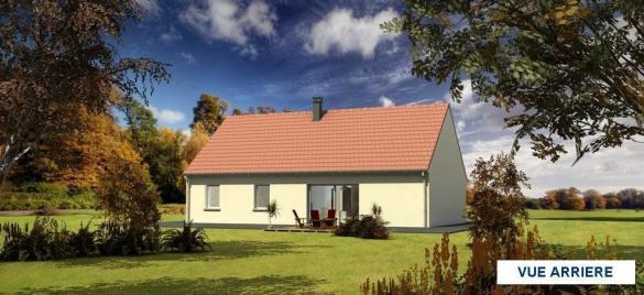 Maison+Terrain à vendre .(86 m²)(SAINT GRATIEN) avec (MAISONS LES NATURELLES)