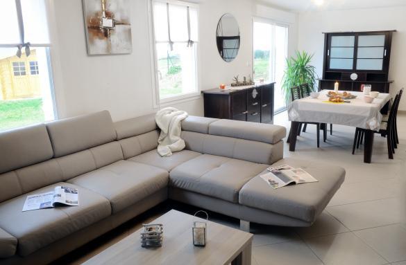 Maison+Terrain à vendre .(120 m²)(TELOCHE) avec (Maisons Phénix Le Mans)