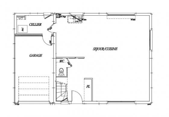 Maison+Terrain à vendre .(104 m²)(LE MANS) avec (Maisons Phénix Le Mans)